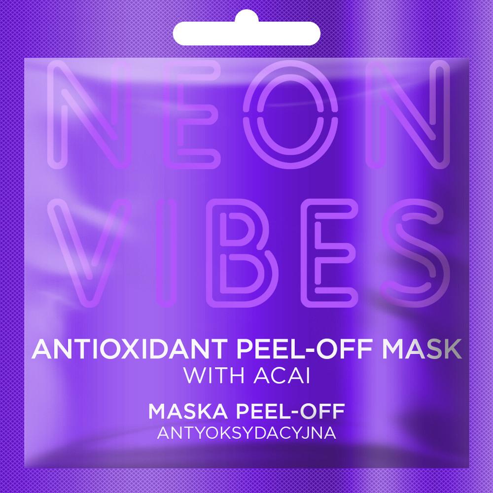 Masque peel-off Antioxydant