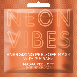 Masque peel-off Energisant