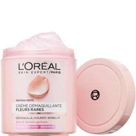 Crème démaquillante fleurs délicates Skin expert