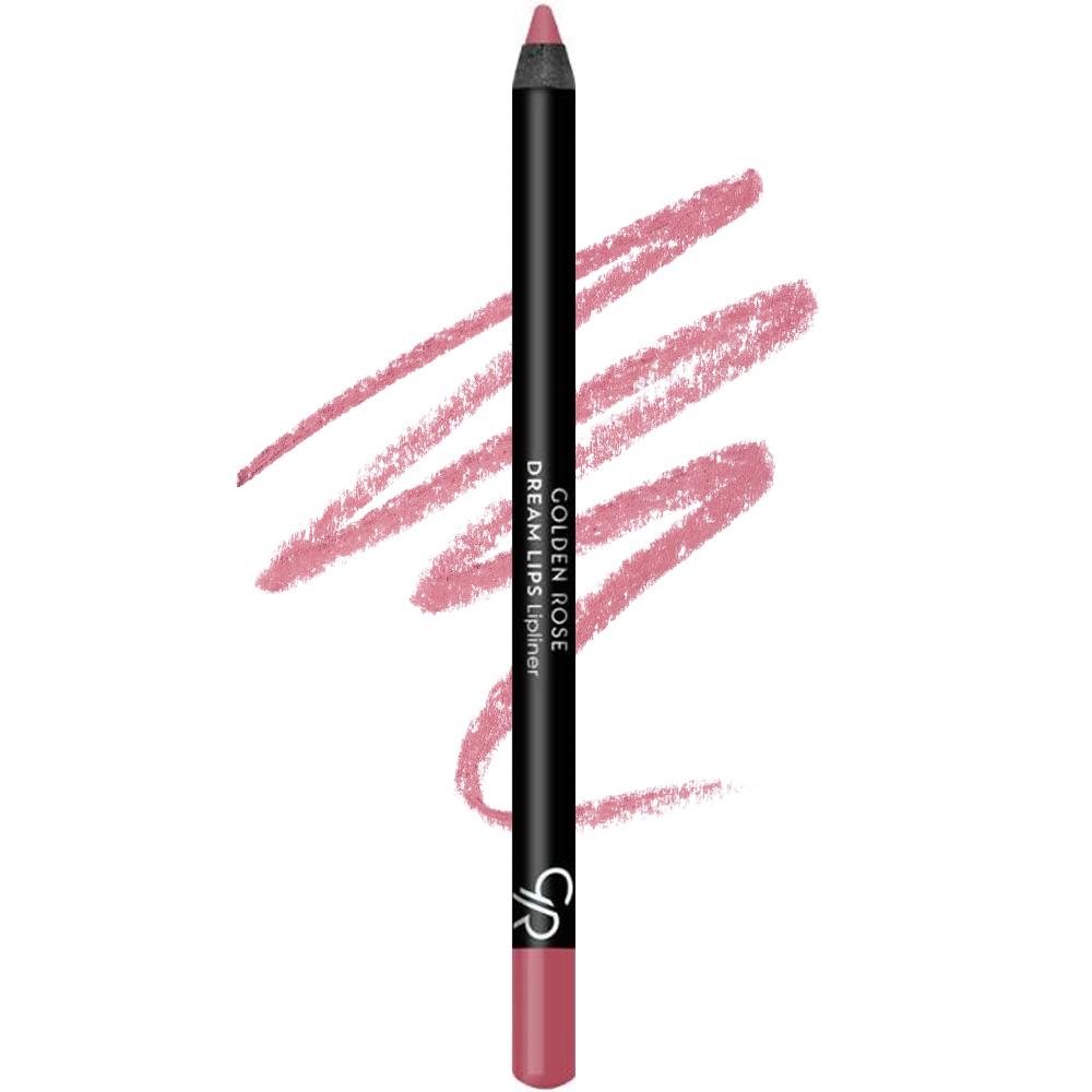 Crayon lèvres Dream lips en teinte rose 521 Malte