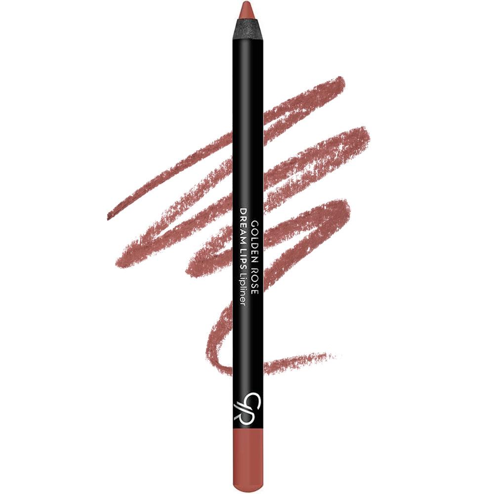Crayon lèvres Dream lips en teinte beige rosé - 531 Island