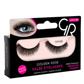 faux-cils 01 Golden rose
