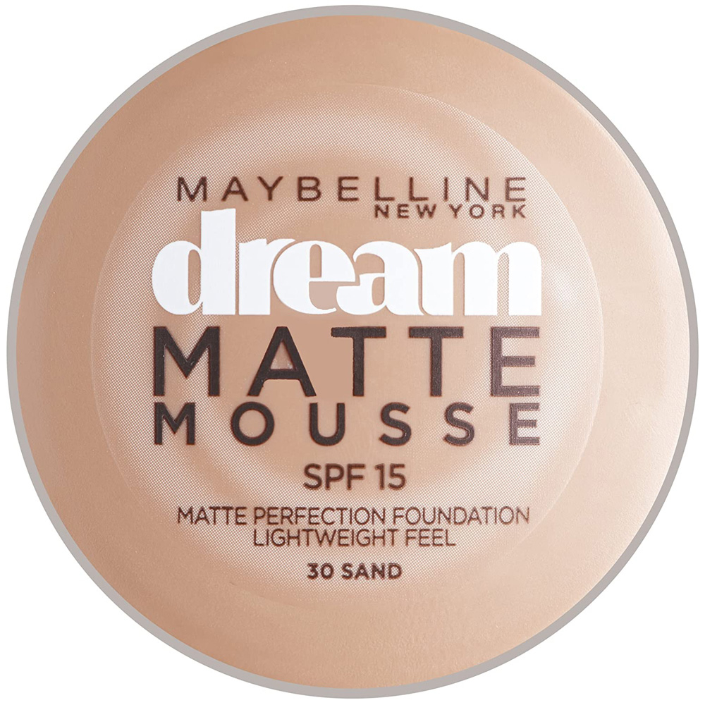 Fond de teint Dream Mat Mousse  - 30 sand