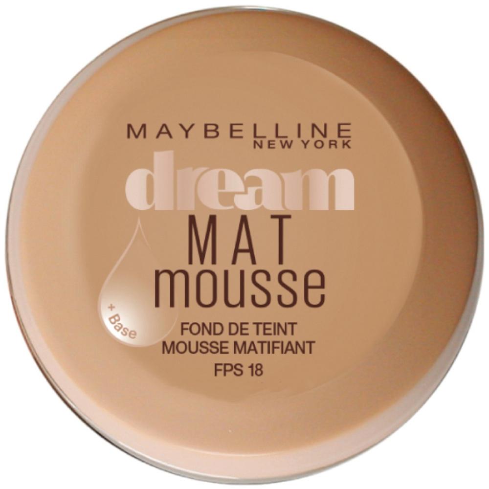 Fond de teint Dream Mat Mousse -  03 Ivoire clair