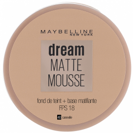 Fond de teint Dream Mat Mousse - 40 Cannelle
