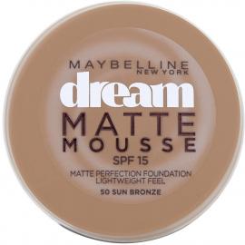 Fond de teint Dream Matte Mousse - 50 Bronze ensoleillé