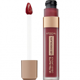Liquid ultra matte les chocolats - 864 Tasty ruby