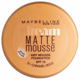 Fond de teint Dream Matte Mousse - 51 Caramel beige