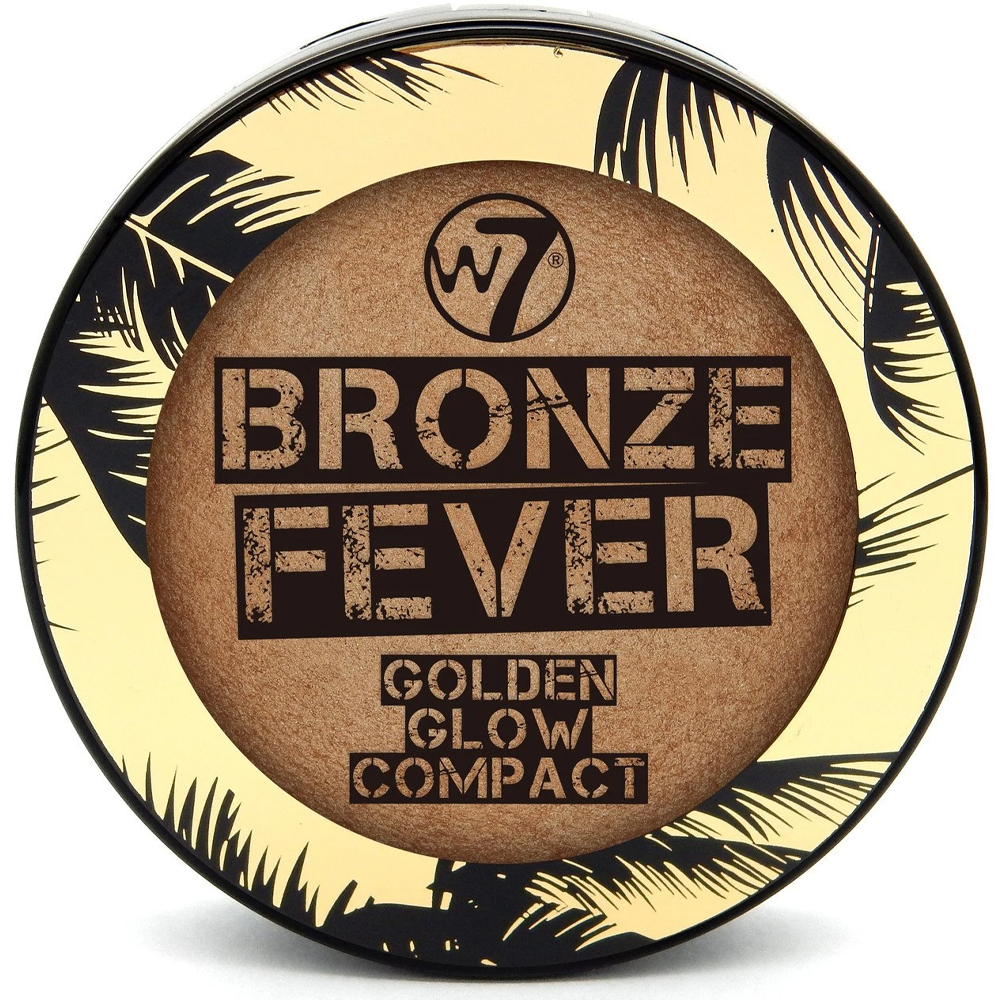 Poudre compacte bronzante Bronze Fever de W7.