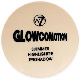 Poudre compacte illuminatrice Glowcomotion pour le teint et les yeux de W7.