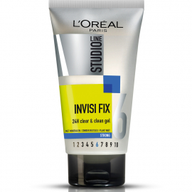 Gel Invisi Fix studio line 24h