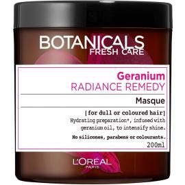 Masque crème remède éclat Geranium – Botanicals