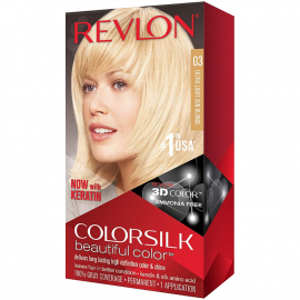 Coloration cheveux Colorsilk - 03 blond soleil