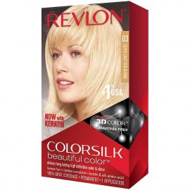 Coloration cheveux Colorsilk - 03 blond soleil