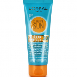 Crème solaire visage en tube - Sublime Sun - SPF30