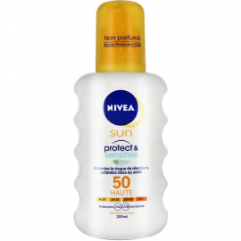 Spray solaire Protect & Sensitive 50+