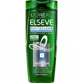 Shampooing antipelliculaire 2-en-1 Phytoclear