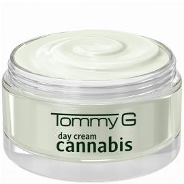 Crème de jour à base de cannabis en 50ML.