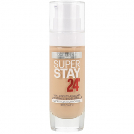 Fond de teint fluide Superstay 24h – 020 Cameo Beige