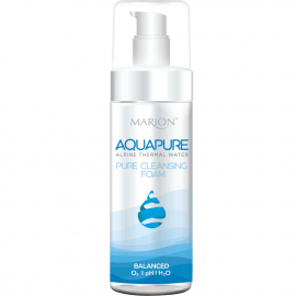 Mousse nettoyante Aquapure en flacon pompe 165ml