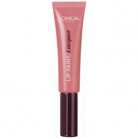 Lip Paint Infaillible Lacquer – 102 Darling Pink