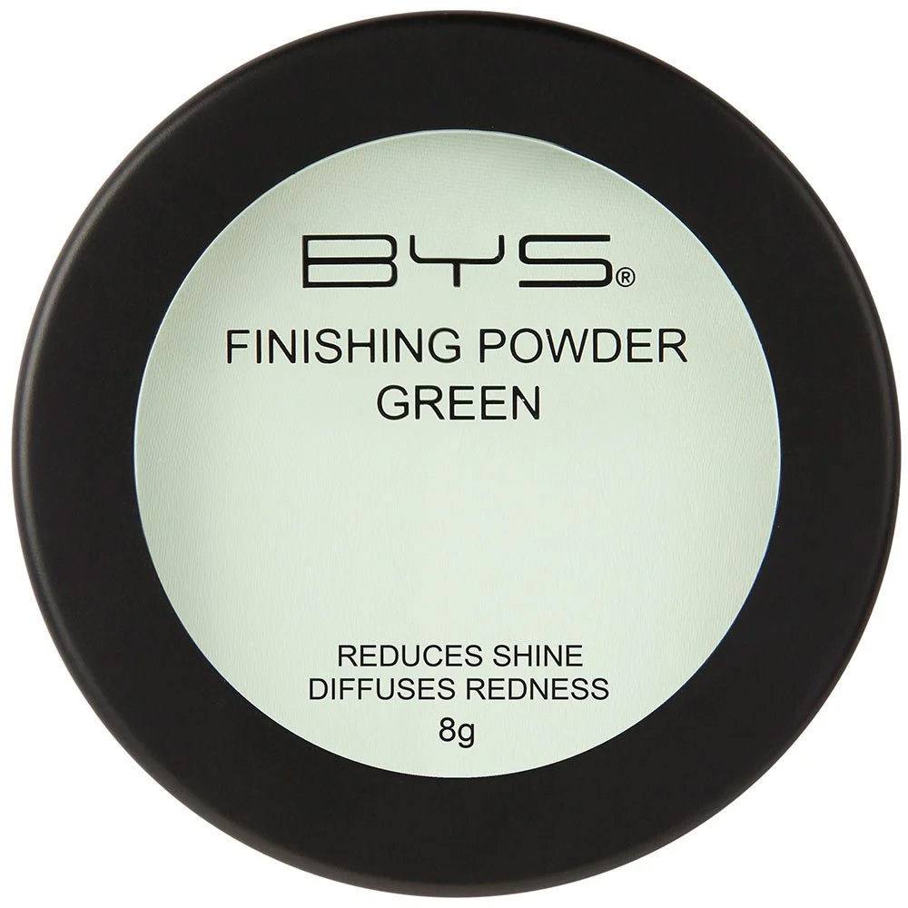Finishing powder green