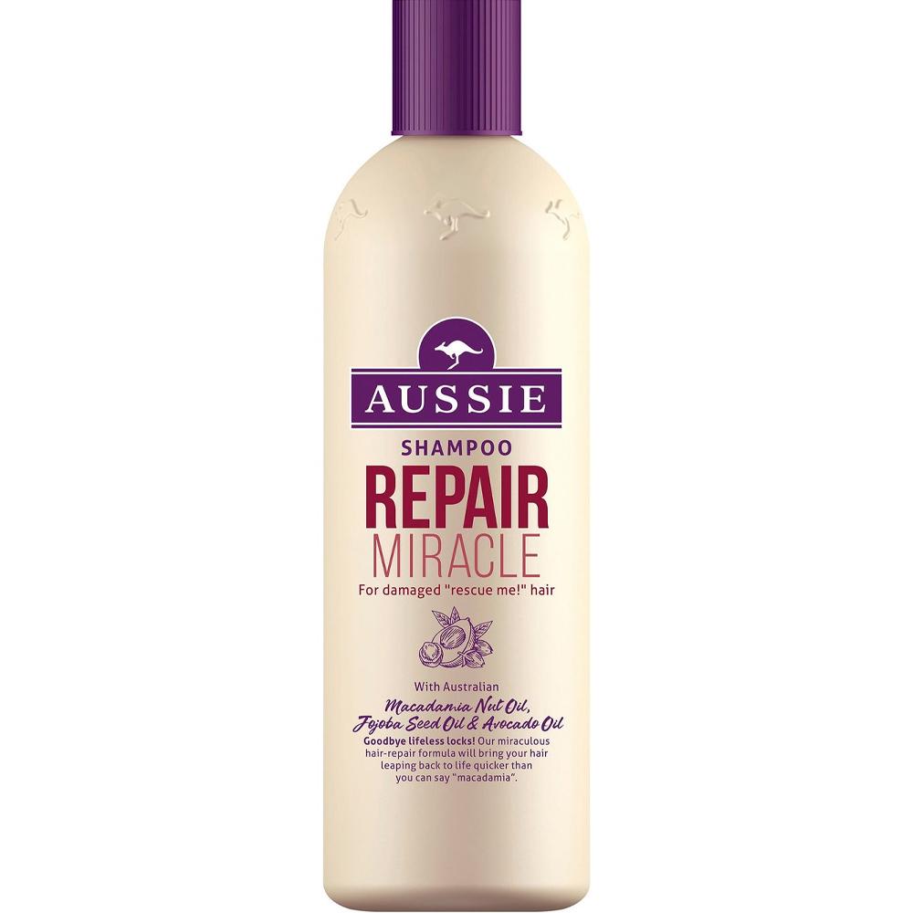 Shampoing repair miracle
