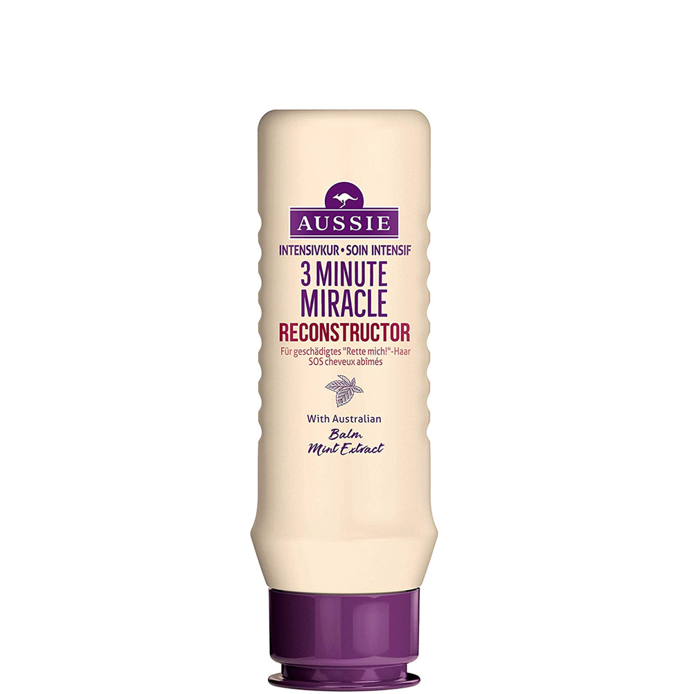 Soin 3 minutes miracle reconstructor