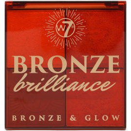 Palette Bronze Brillance : 4 poudres illuminatrices - light medium