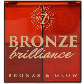 Palette Bronze Brillance - medium dark