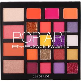 Face palette Pop Art