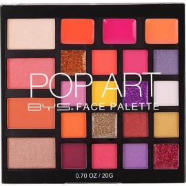 Face palette Pop Art