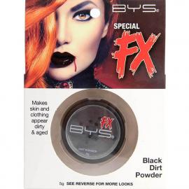 Poudre noire spécial FX