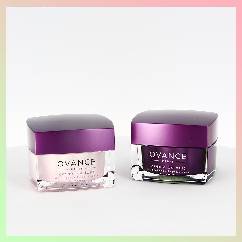 Ma routine peau sèche avec Ovance