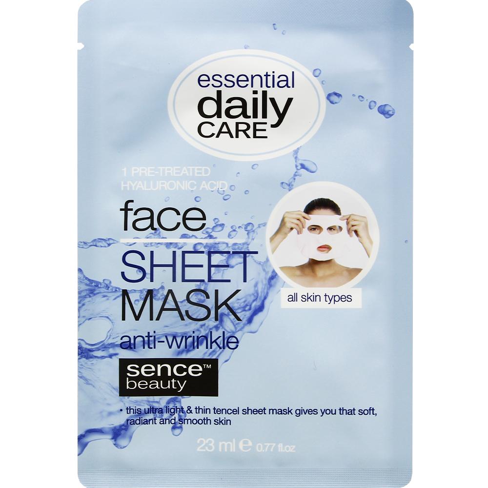 Masque visage tissu - Acide Hyaluronique