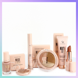 Méga box - Nude look pour les peaux médiums