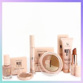 Méga box - Nude look pour les peaux foncées