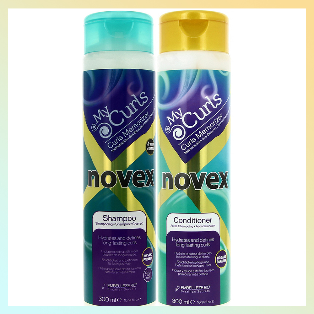 Duo soins capillaires My curls