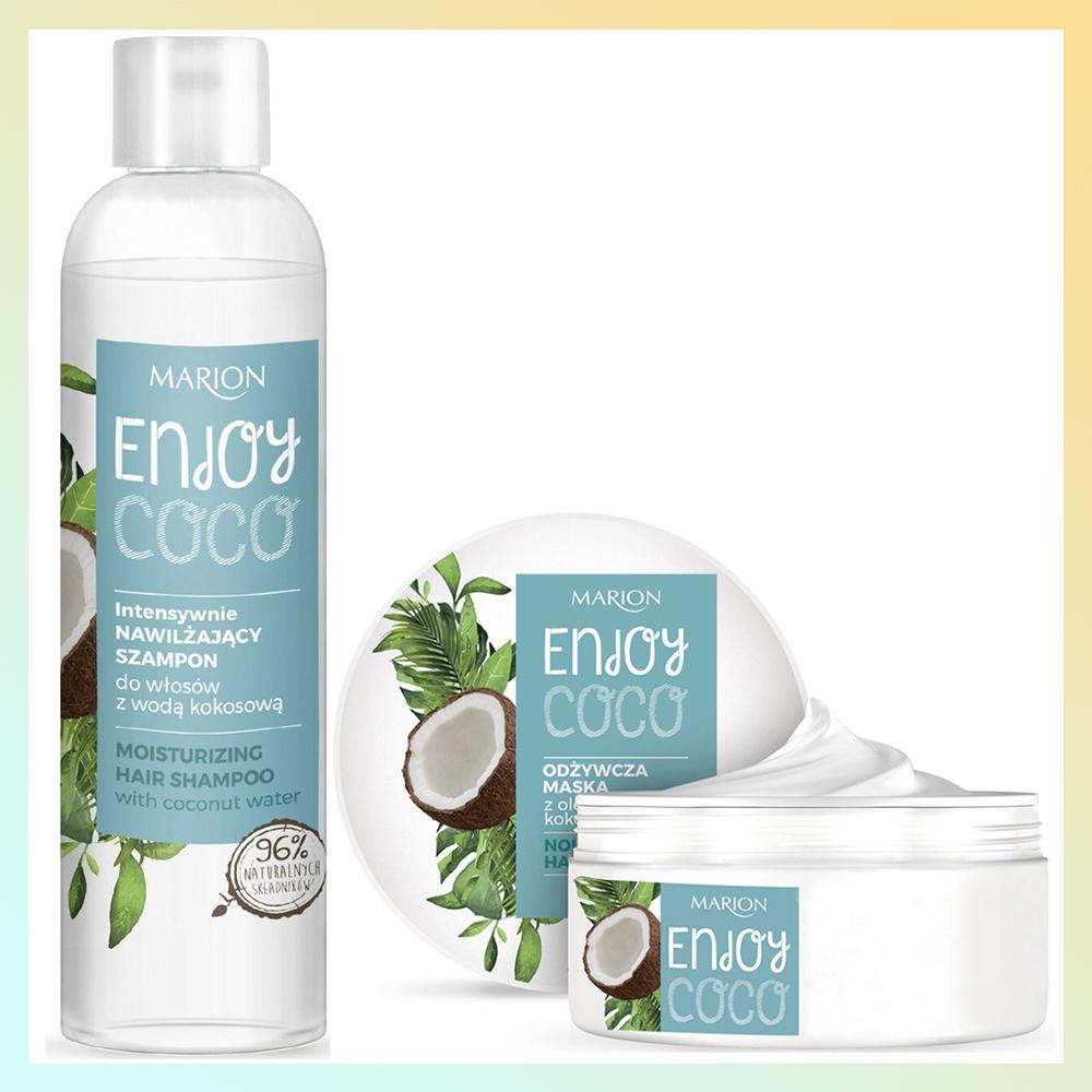 Duo soins capillaires Enjoy coco