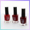 Red Touch - 3 vernis rouges