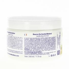 Beurre de karité - Vanille...