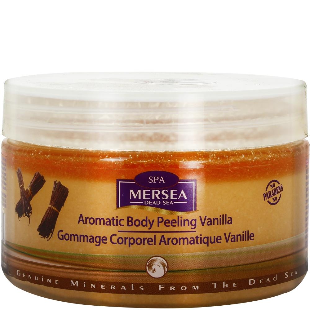 Gommage corporel - Vanille