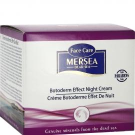 Crème de nuit Botoderme effet