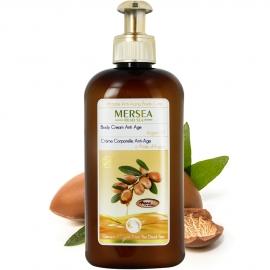 Crème corporelle anti-âge à l'huile d'argan