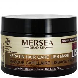 Masque lissage kératine - Cheveux secs et colorés