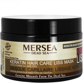 Masque lissage kératine - Tous types de cheveux