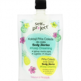 Sorbet corps Body stories - Piña colada