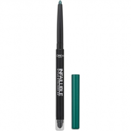 Crayon eyeliner Infaillible waterproof – 313 Irrésistible kaki