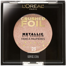 Fard à paupières metallic Crushed foil - 23 Diamond dust