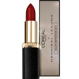 Rouge à lèvres Color matte Hannibal Laguna - 346 Scarlet Silhouette